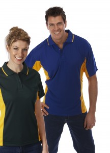 Stock Polo Shirts and Team wear