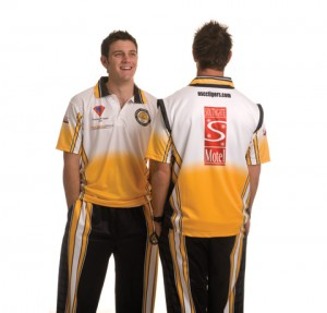 Sublimated Cricket Uniforms