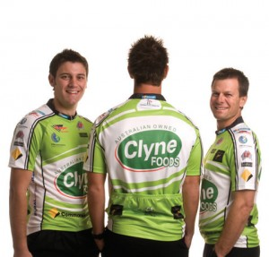 Sublimated Cycling Uniforms