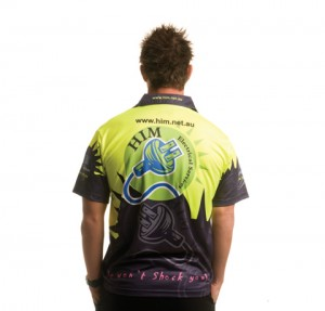 Sublimated Electicians Polo