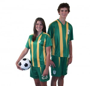 sublimated Soccer/football uniforms