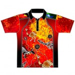 35534-Mens-Indigenous-Red-Dust-Polo-Front